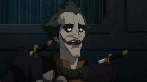 DC Animated Batman Assault On Arkham Review The
