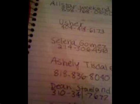 youtubers phone numbers real phone numbers