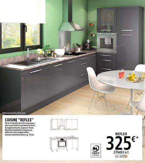 meuble haut cuisine cuisine brico depot reflex le des cuisines