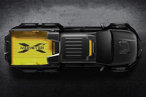 Offroad #mercedes #mercedesxclass vehicle info: Carlex Conceptualizes 6X6 Mercedes-Benz X-Class EXY Monster | Mercedes benz, Pickup trucks, Benz