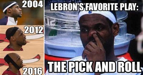 Lebron Finals Meme - hilarious lebron james memes