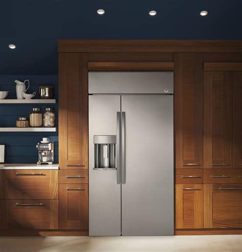 ge psbyskss   built  side  side refrigerator