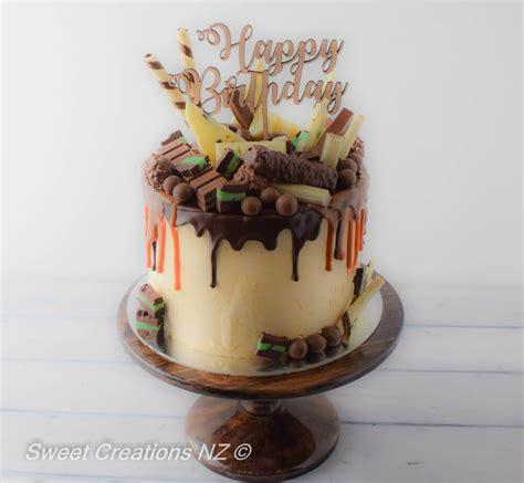 drip cakes sweet creations   blenheim marlborough nz