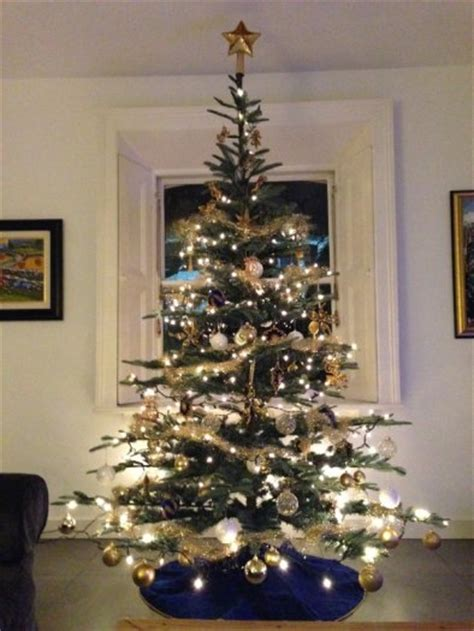 nobilis fir 8ft artificial christmas tree for sale in