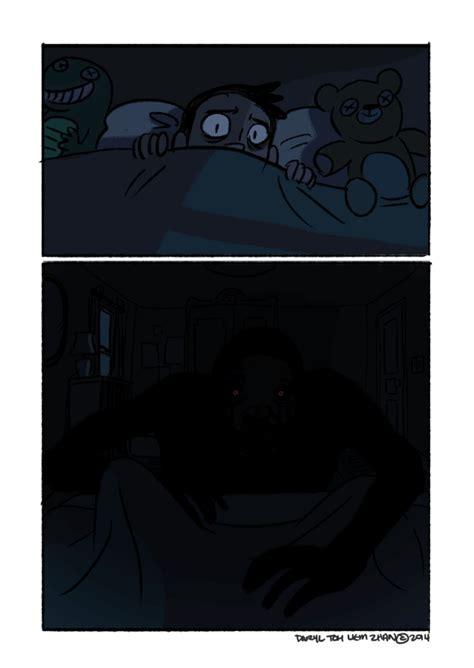 paranormal experience  tohdraws  deviantart