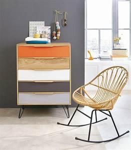 Rocking Chair Maison Du Monde : tendance d co comment jouer le rotin mobilier canape deco ~ Teatrodelosmanantiales.com Idées de Décoration