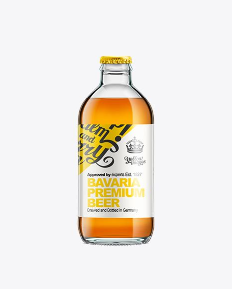 Find & download free graphic resources for bottle mockup. Download Psd Mockup 250Ml Ale Beer Bottle Clear Deep Amber ...