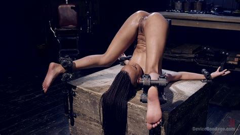 Brutal Xxx Bdsm Play For The Submissive Ebony With A Nice Ass Hd Porn