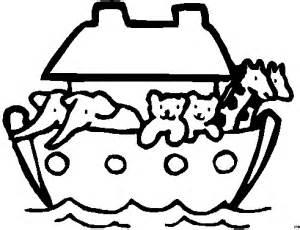 Noahs Arche 3 Ausmalbild Malvorlage Spielzeug