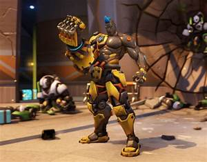 Overwatch Doomfist Skins And Victory Poses Pictures