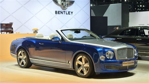 bentley mulsanne convertible bentley mulsanne grand convertible due in 2017 speed 6