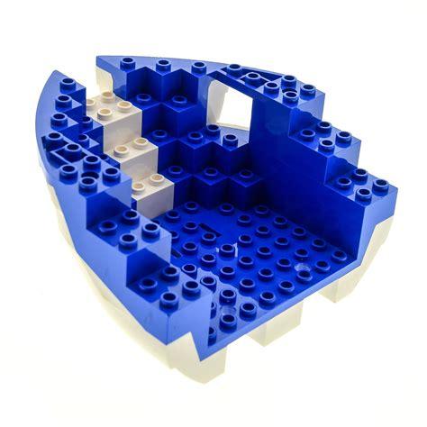 Lego White Boat Hull by 1 X Lego Brick White Boat Hull Small Bow 12 X 12 X 5 1 3