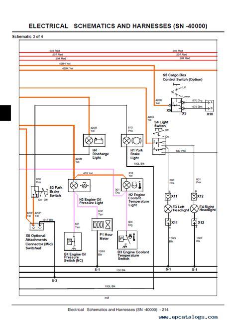 Peg Perego Gator Hpx Wiring Diagram by Deere Gator 620i Wiring Diagram Wiring Diagram