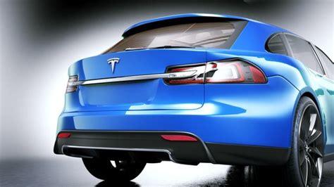 Download Tesla 3 Station Wagon Pics