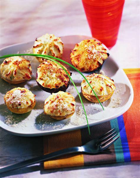 recette avec boursin cuisine recette chignons farcis au boursin