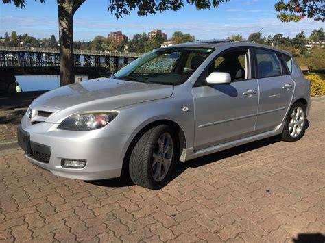 2007 Mazda 3 Gt Hatchback Victoria City, Victoria