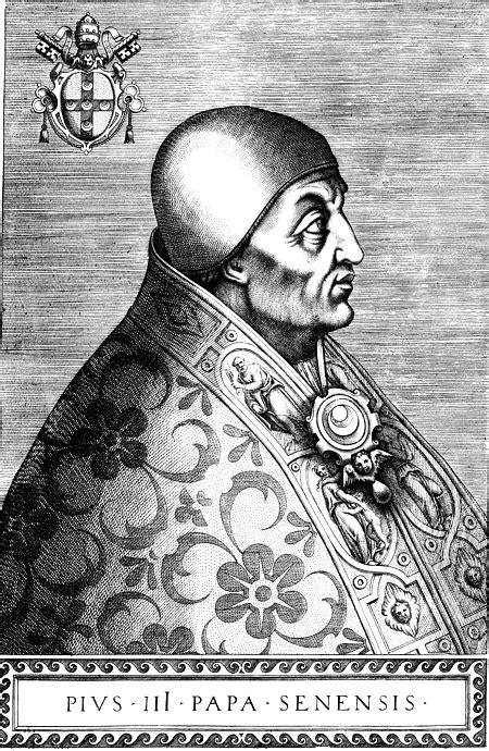 pope pius iii simple english wikipedia