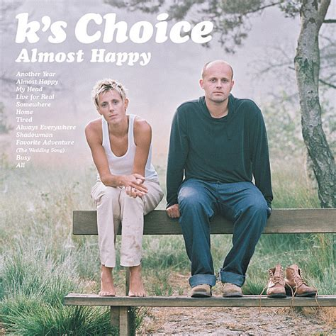 K's Choice  Almost Happy (cd, Album) At Discogs