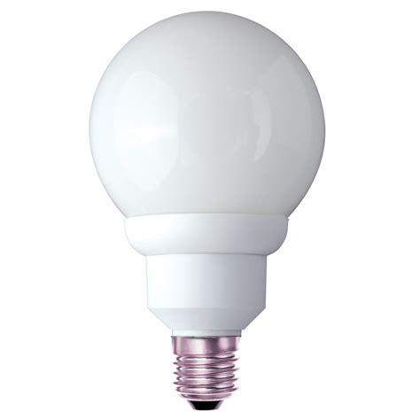 bell bell 00741 cfl globe 90mm low energy 15 watt es e27
