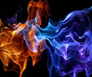 Cool Blue Fire Wallpapers | fashionplaceface.com