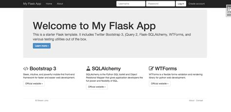github sloria cookiecutter flask a flask template with