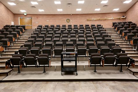 Lecture Hall Renovation Complete At Lcc