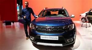 Prix Dacia Sandero Stepway Essence : dacia automoto magazine auto et moto ~ Gottalentnigeria.com Avis de Voitures