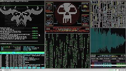 Hacker Screen Hack Hackers Hacking Fake System