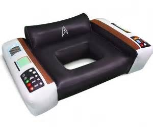 Trek Captains Chair Float by I Waste So Much Money Trek Captain S Chair Pool Float