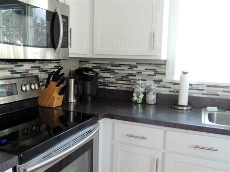 stick on backsplash for kitchen backsplash business diys crafts recipes kitchen