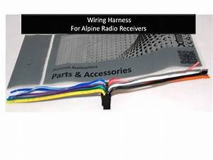 Alpine Car Stereo Radio Wire Harness Plug Full 16 Pin Cda Cde Iva Complete Overview For July