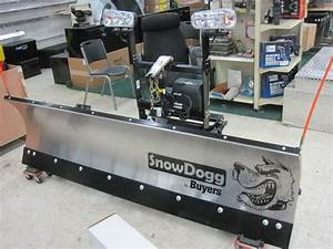 Snowdogg Snow Plow Md75 7 U0026 39 6 U0026quot  U0026 39  Suv  U0026 Light Truck Snow Plow