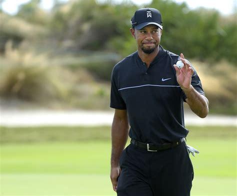2018 Golf Ball Tiger Woods
