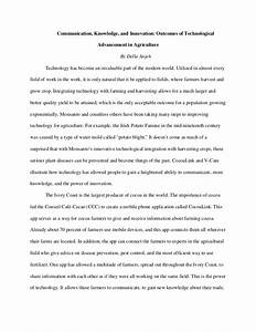 writing a biography essay