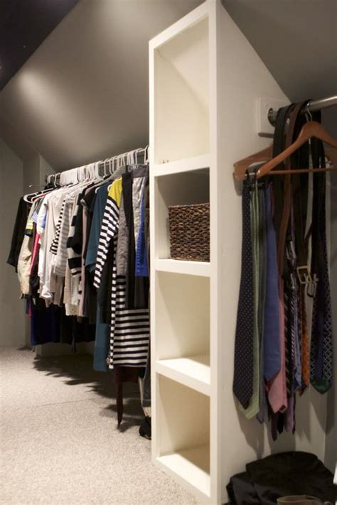 25 best ideas about attic closet on finished