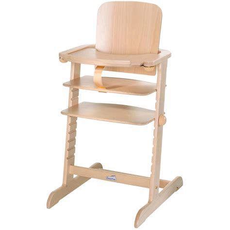 siege chaise haute chaise haute bébé family naturel de geuther en vente chez cdm