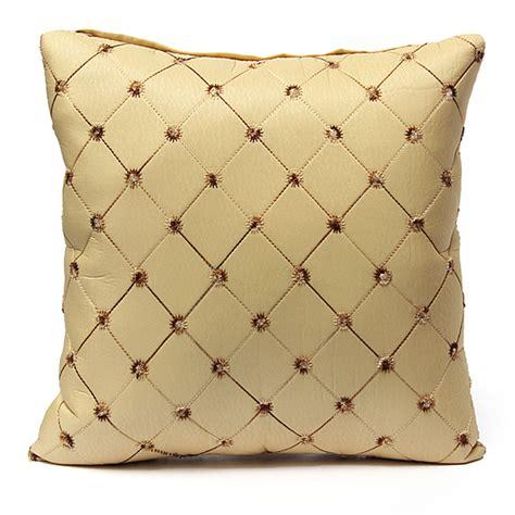 taie coussin canapé housse coussin chinoiserie géométrique canapé taie d
