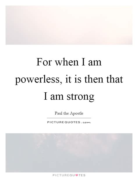 I Am Strong Quotes Images