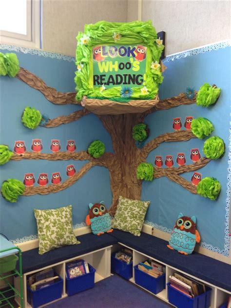 best 25 preschool reading corner ideas on 180 | 8d03cb4eb59d908e4c8cf87994e2cc1a owl classroom theme classroom ideas