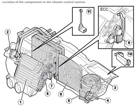 xc rhd model evaporator sensor replacement volvo