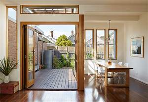 Convertible Courtyards House Megowan Architectural