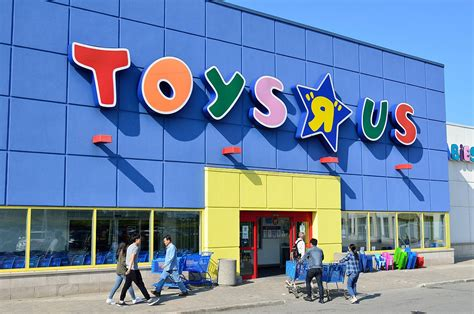 The End Is Near For Toys R Us And That's Bad News For The