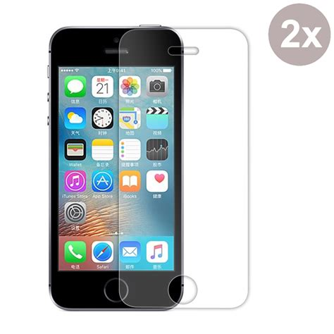iphone se tempered glass screen protector pdair 10