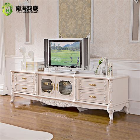 classical european style ivory white wooden tv stand buy