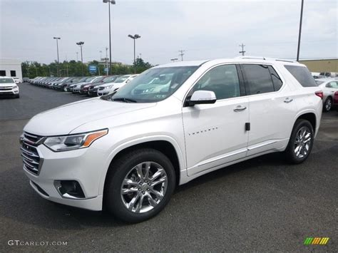 2019 Chevrolet High Country Price by 2019 Chevy Traverse High Country Review 2019 2020 Chevy