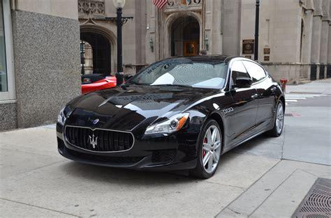 2014 Maserati Quattroporte Sq4 S Q4  Used Bentley Used