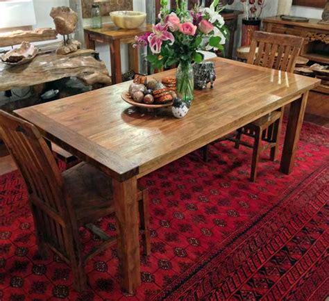 6 foot long dining table teak dining table 3 foot x 6 foot with 4 legsimpact imports