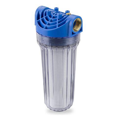 hauswasserwerk mit vorfilter wasserfilter dn25 1 quot zoll vorfilter pumpenfilter hauswasserstation ebay