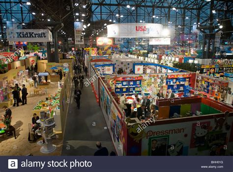 The 107th American International Toy Fair In The Jacob