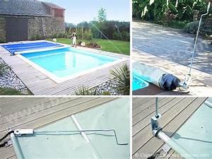 Bache À Barre Piscine : couverture de piscine a barres 4 saisons la s curit ~ Melissatoandfro.com Idées de Décoration